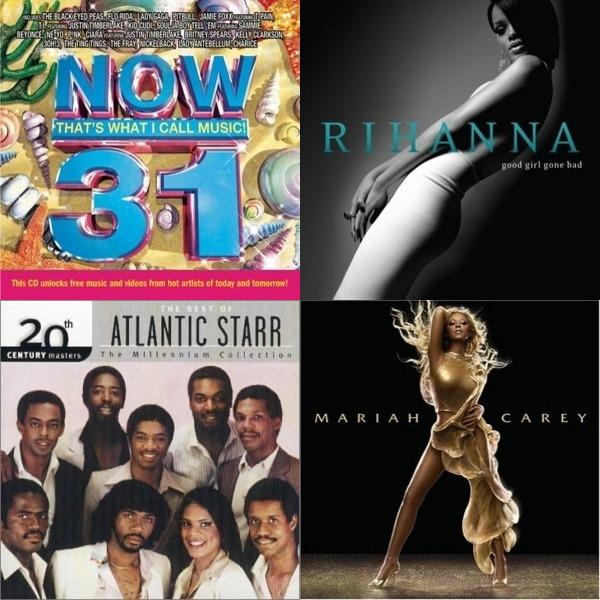 R&B GREATEST HITS