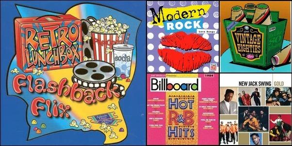Lrod49's Music 80's Love Affair
