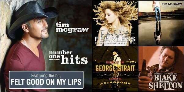 Best Country Artists Ever