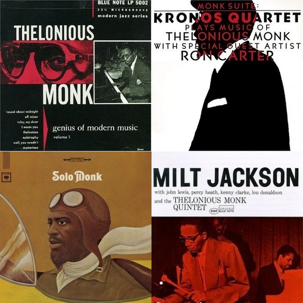 Thelonious Monk: A Melodious Thunk