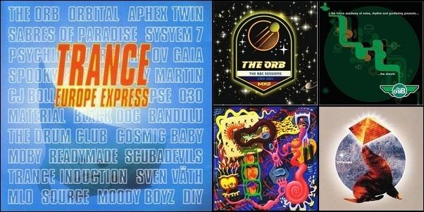 trance express
