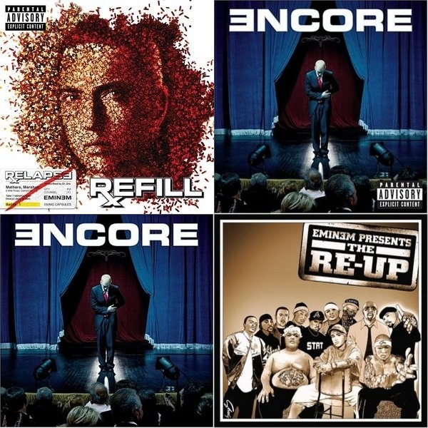 recovery by eminem