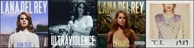 All things Lana Del Rey