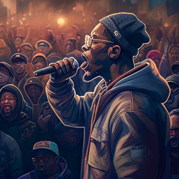 R&B & Rap to da break a break a...