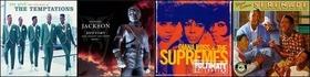 Motown, DooWop & Jackson