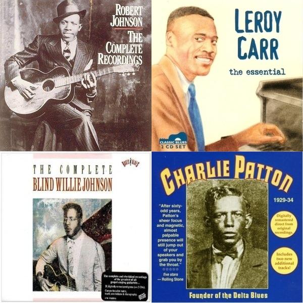 Men Sing The Blues 20's-30's