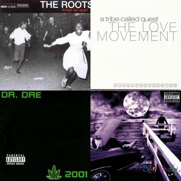 Hip Hop 98-99