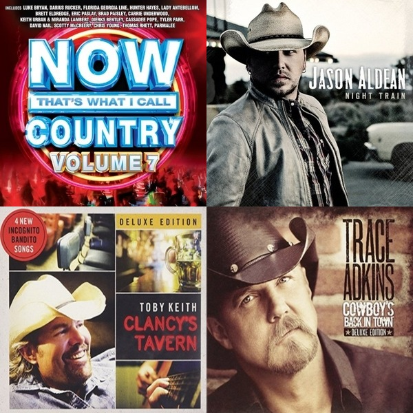 Country Hits Office