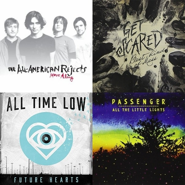 Get Scared music