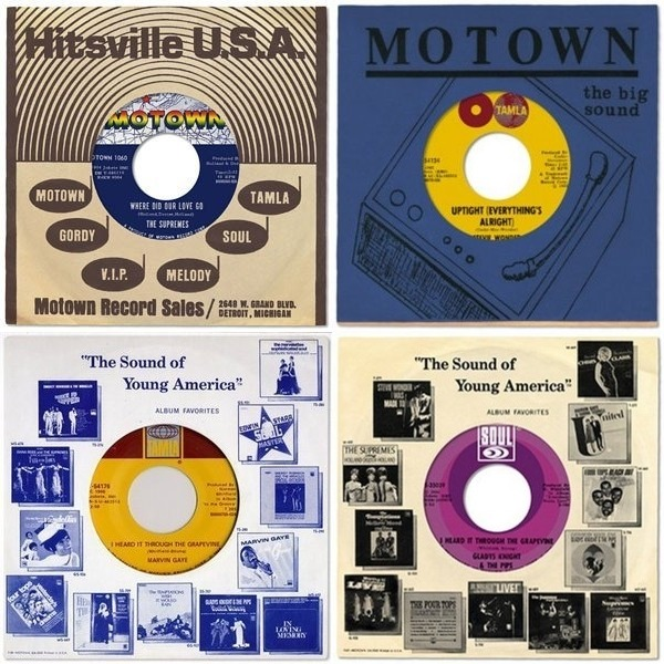 Motown All Around