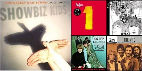 Cbdsax's Classic Rock