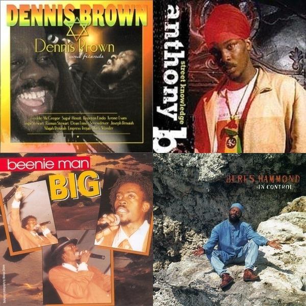 90s reggae