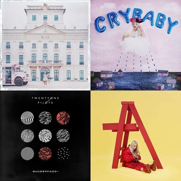 Myahs playlist