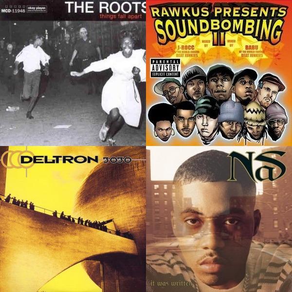 True-School Hip-Hop