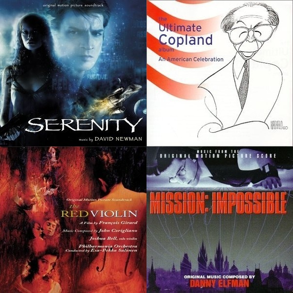 Sountracks and Classical Greats