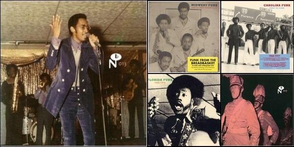Rare Soul & Funk Comps