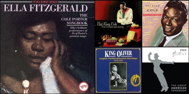 KesaD Jazz Playlist