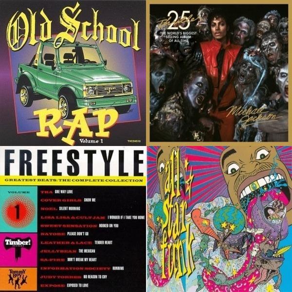 Old Skool Music