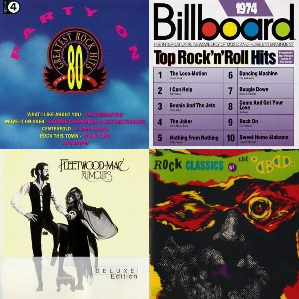 BGood Rock Hits