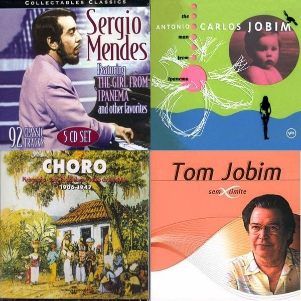 Soulnomad's Brazilian Playlist