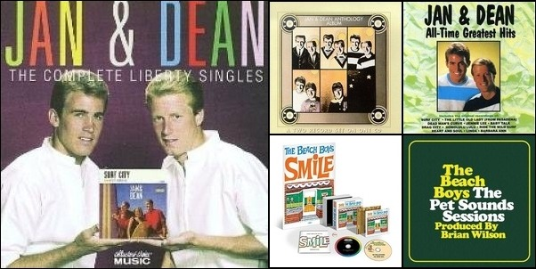 Beach Boys, Brian Wilson, Summer and Surf