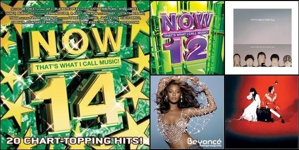 2003 hits