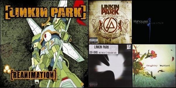 Nickelback Music
