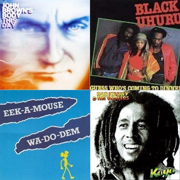 Irie Vibes Reggae