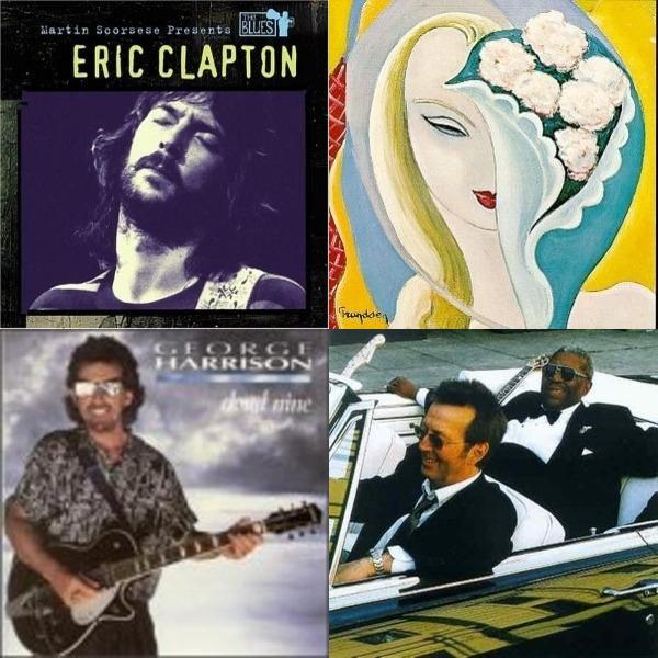 Eric Clapton: E.C. Is God