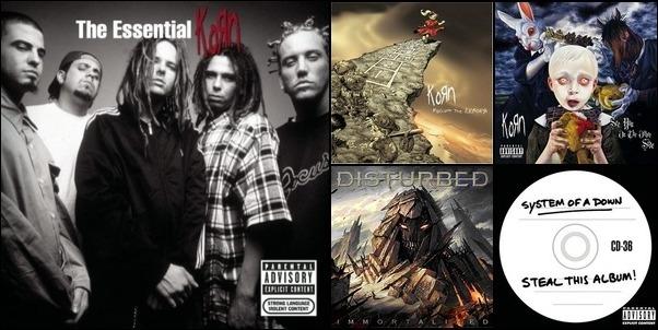 meh metal playlist