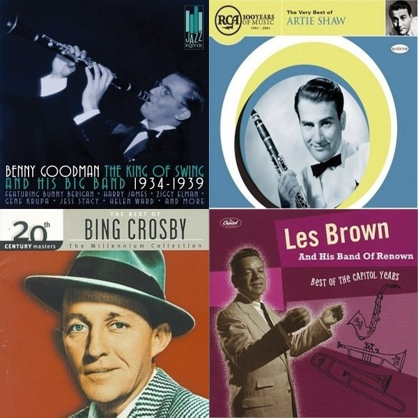 30's to 50's Big Band & Jazz