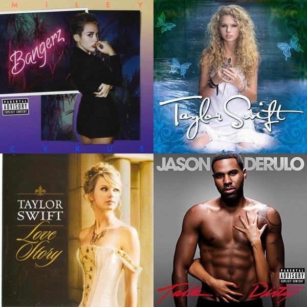 my playlist get your own b*tch