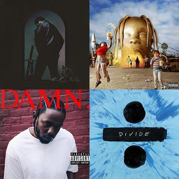 best music in the da world