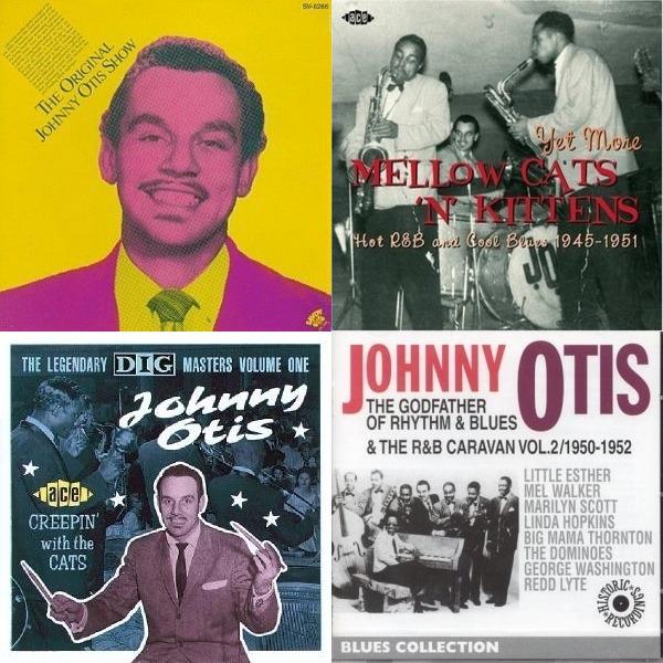 Johnny Otis!