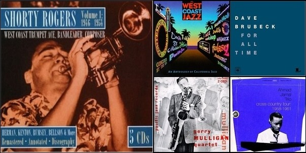 Cool And West Coast Jazz