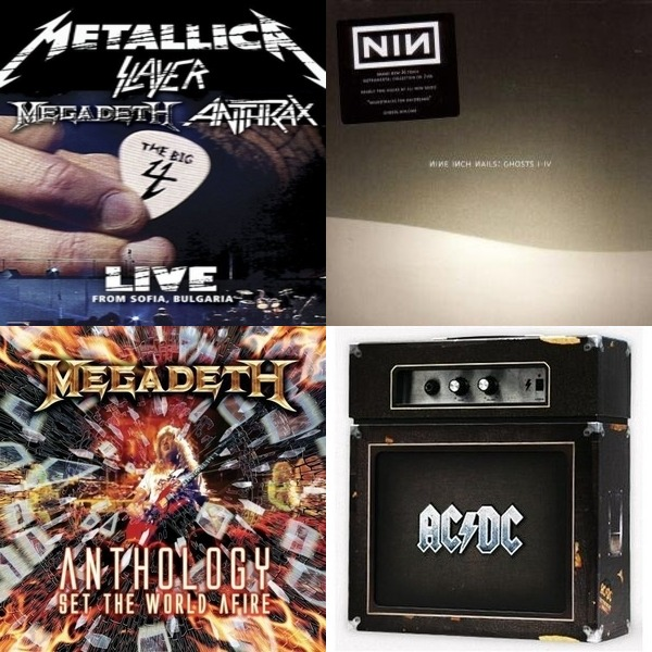 my metal music
