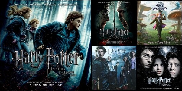 Pirates Of The Caribbean, Harry Potter, The Matrix