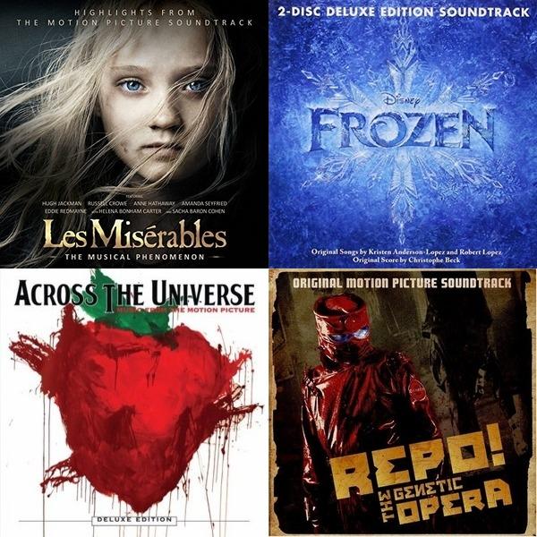 Michael's Movie Music