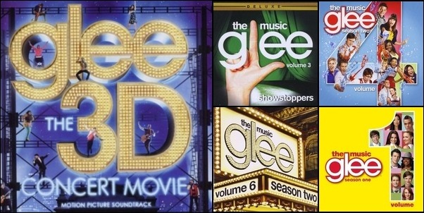 Glee playlist