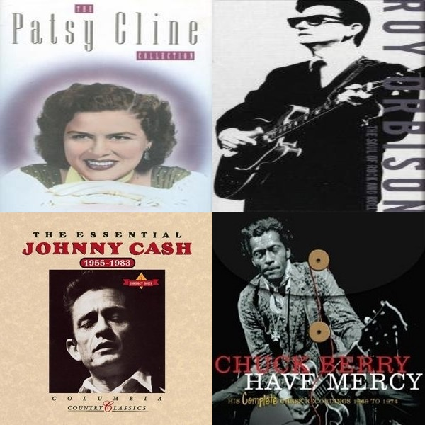SweeneytheMad's Mostly Country and Rockabilly