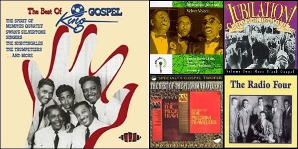 southern black gospel
