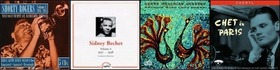 Three B's - Bechet, Brubeck, Baker and more