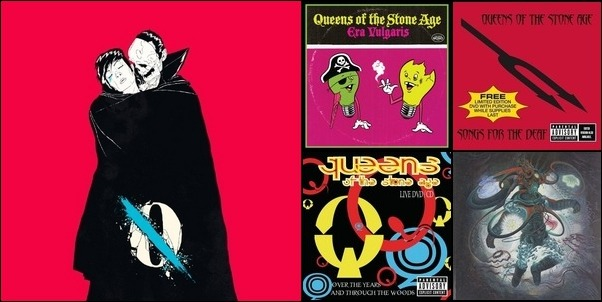 Queens of the Stone Age - In the Modern Age