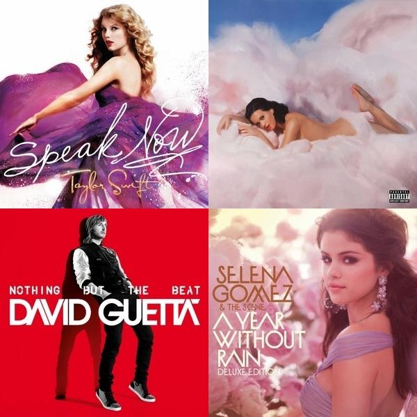 Teen Pop Idols