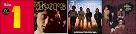 The Beatles, The Doors and more