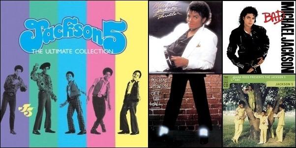 Michael Jackson-King of Pop
