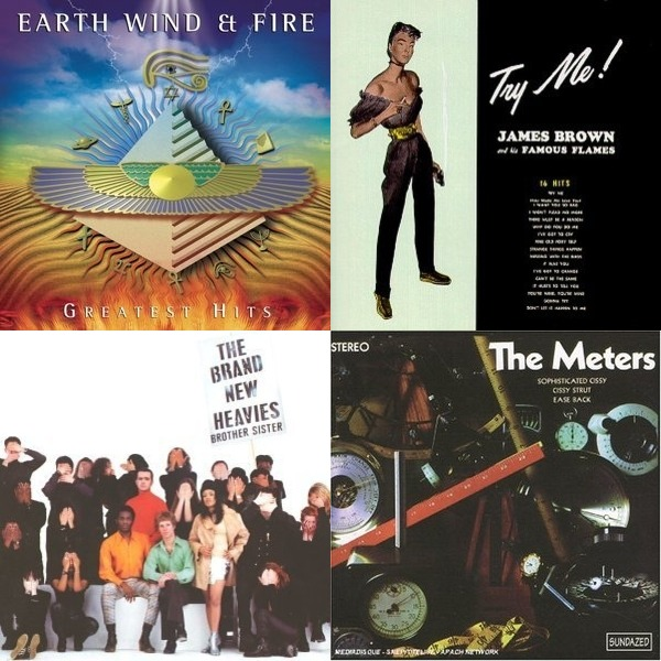 Cbdsax's Funk&Soul&RNB