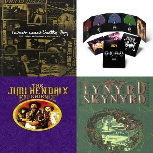 Billy's Hard Rock Playlist