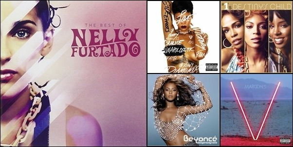 Rihanna #1 HITS