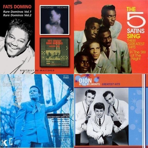 Rhythm & Blues Oldies